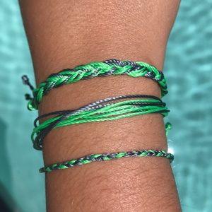 🍊🌿Handmade Bracelet Set🌿🍊